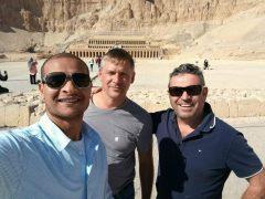 Un guide francophone pour découvrir l'Egypte Pharonique