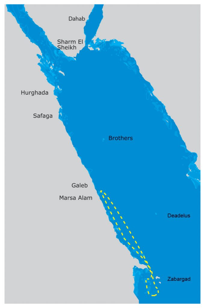 Saint John's Reefs